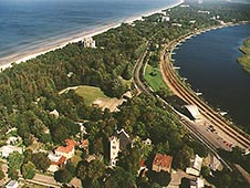 Car Rental in Jurmala